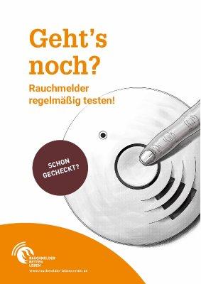 RRL Plakat Gehtsnoch