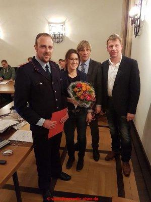 171211 ErnennungVereidigung Thomas Byknüver als Ortsbrandmeister 2